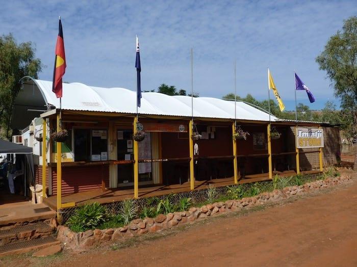 Imintji Roadhouse on the Gibb River Road.
