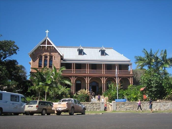 James Cook Museum, Cooktown.