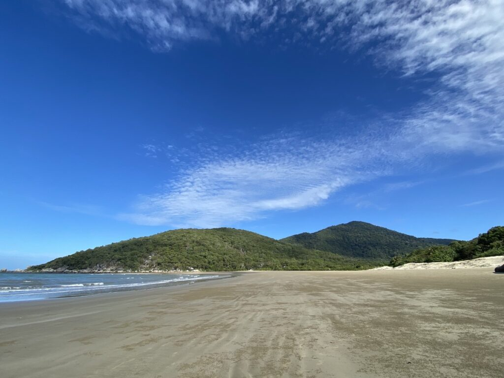 Waymbuurr (Mt Cook) viewed from Finch Bay, Cooktown QLD.