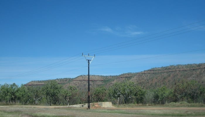 Victoria Highway To Katherine