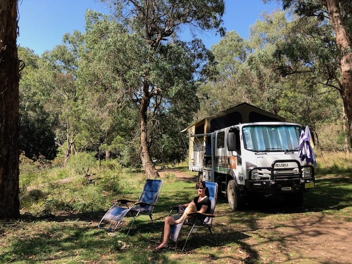 Wattle Flat Campground, Styx River NSW | Secluded Bush Camping