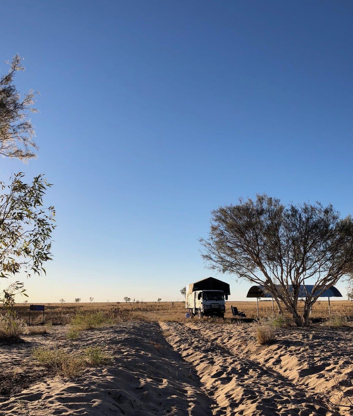 Camping in Paruku IPA
