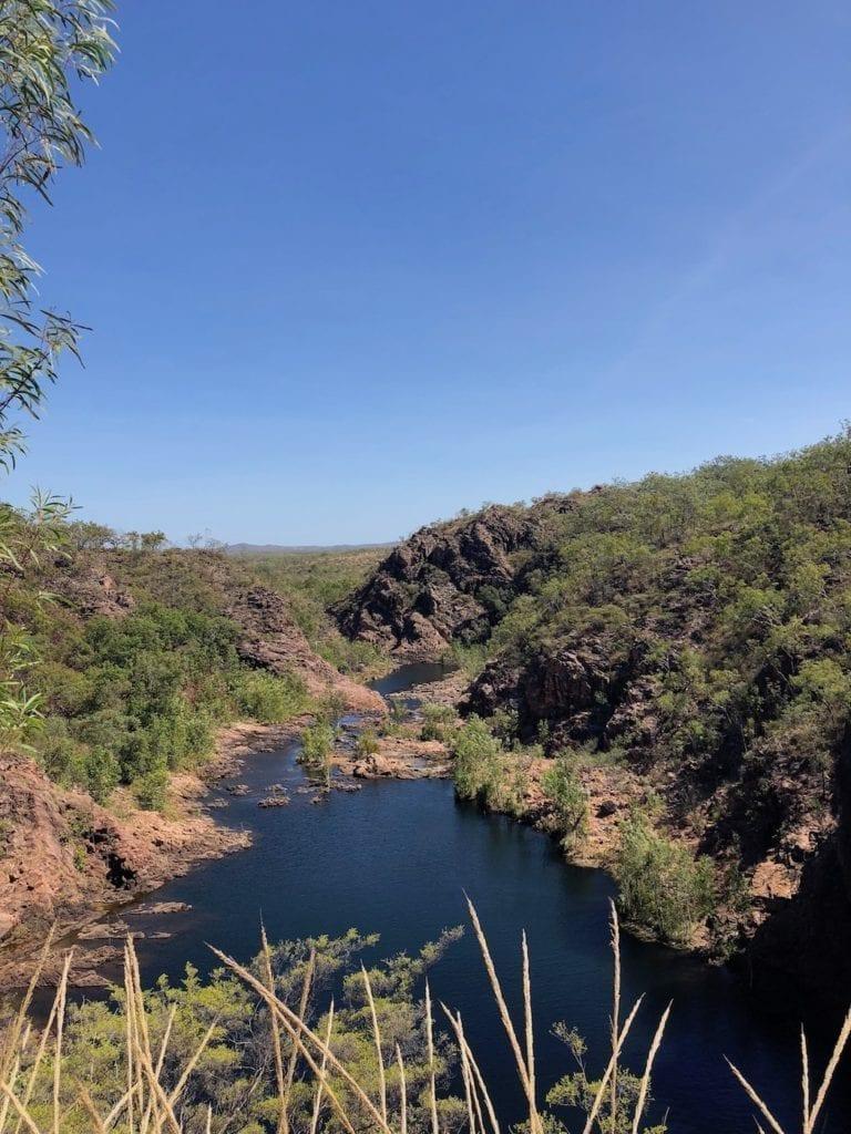 Middle Pool, Leliyn (Edith Falls).