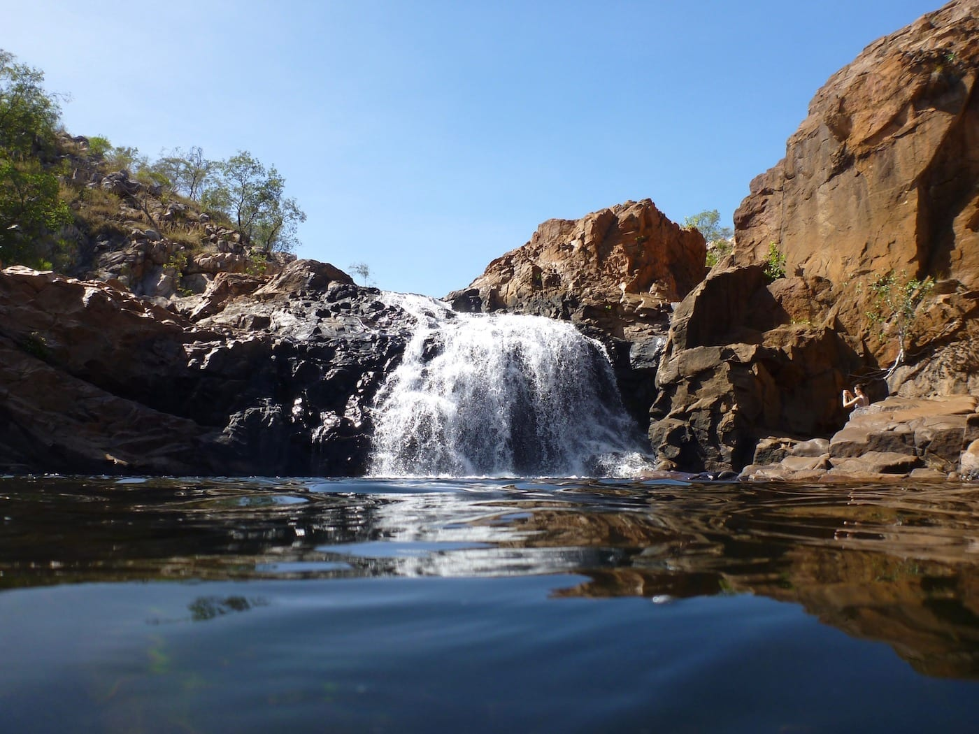 Upper Pool, Leliyn (Edith Falls).