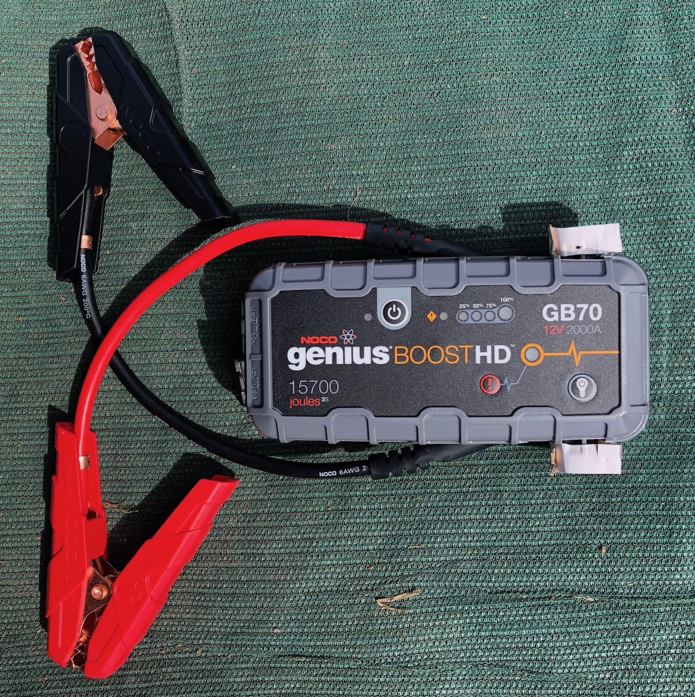 Review: NOCO Genius Boost GB70 Portable Jump Starter + FAQs