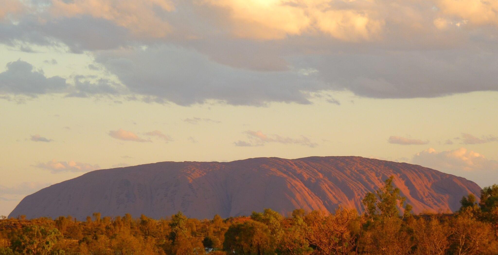 Uluru in the late afternoon light. What Is Uluru?