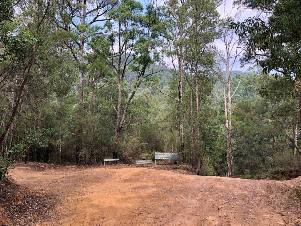 Turn left to the formal campground or straight ahead to camp beside the Deua River. Bush camping near Canberra.