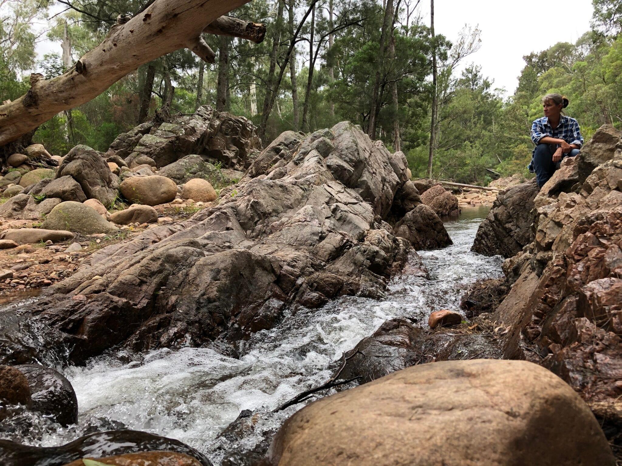 Wadbilliga River, Wadbilliga National Park.