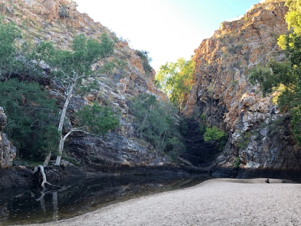 Butterfly Springs, Limmen National Park NT.