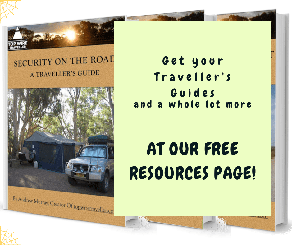 "Access our free travel resources, including our popular ""A Traveller's Guide"" series."