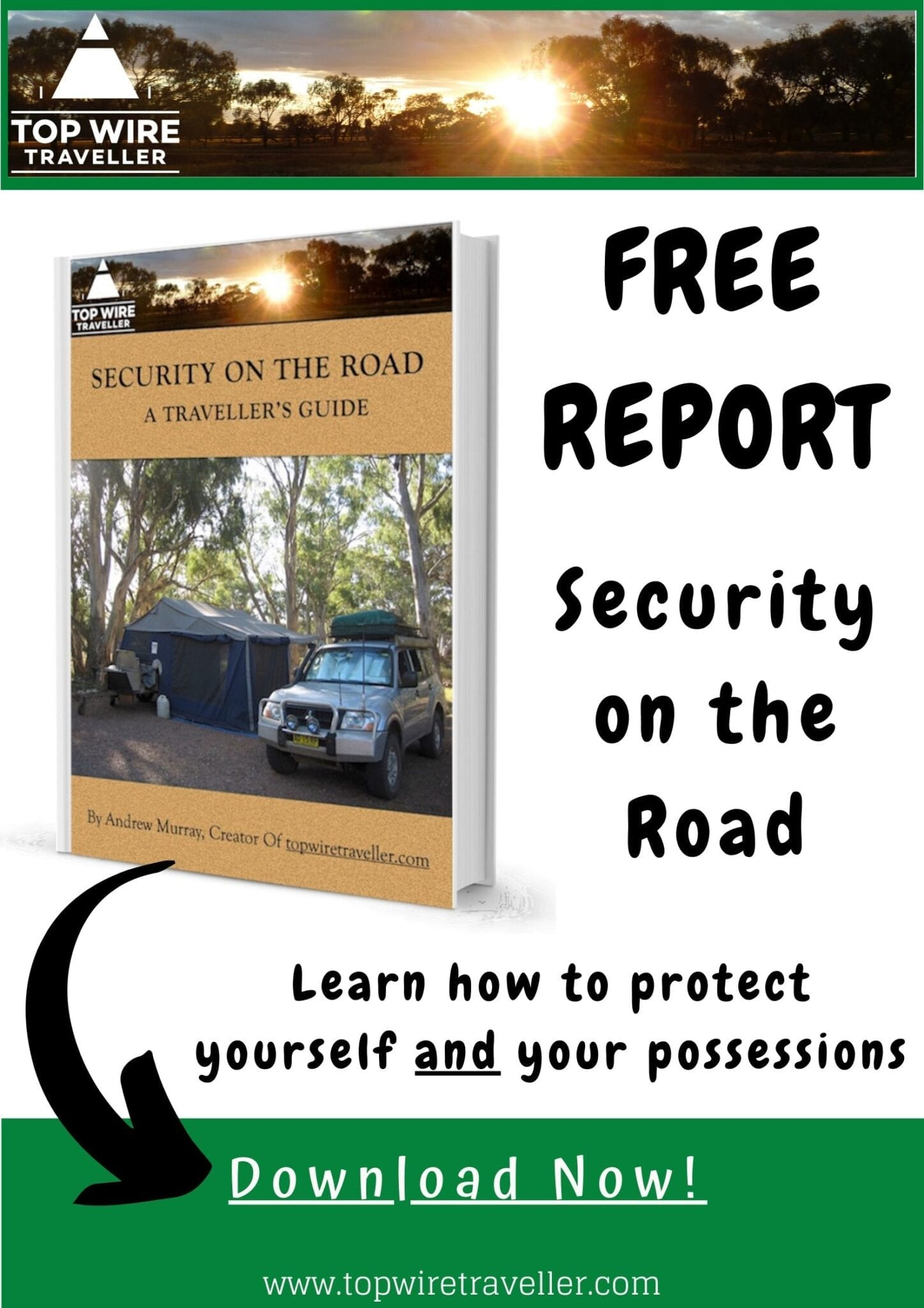 Download your free Security On The Road report here.