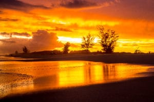 Kekaha Sunset