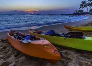 Poipu Kayak 1
