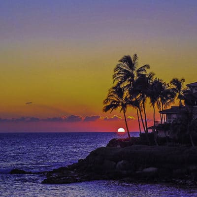 Poipu Colors - Hawaii Ocean Photography