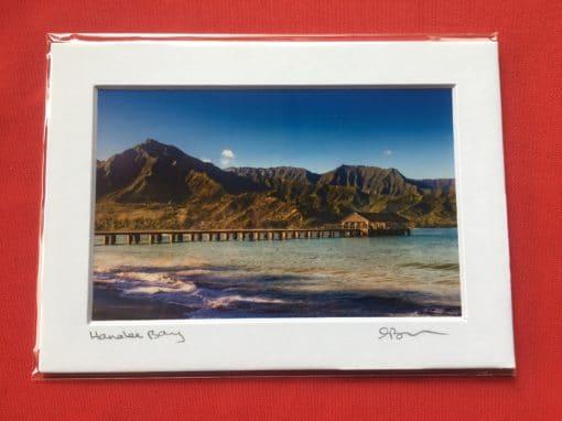Hanalei Bay - Hawaii Ocean Photography