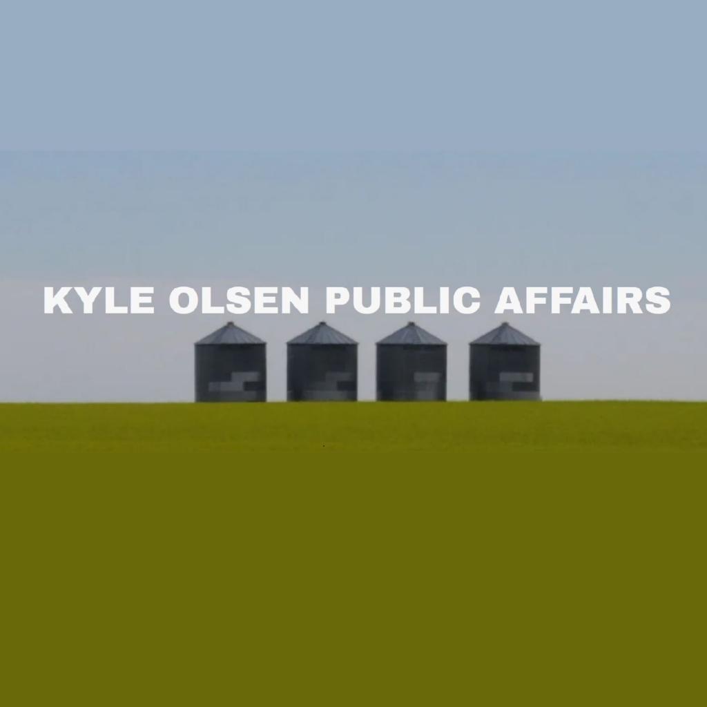 Kyle Olsen Public Affairs Rounded Colour Logo