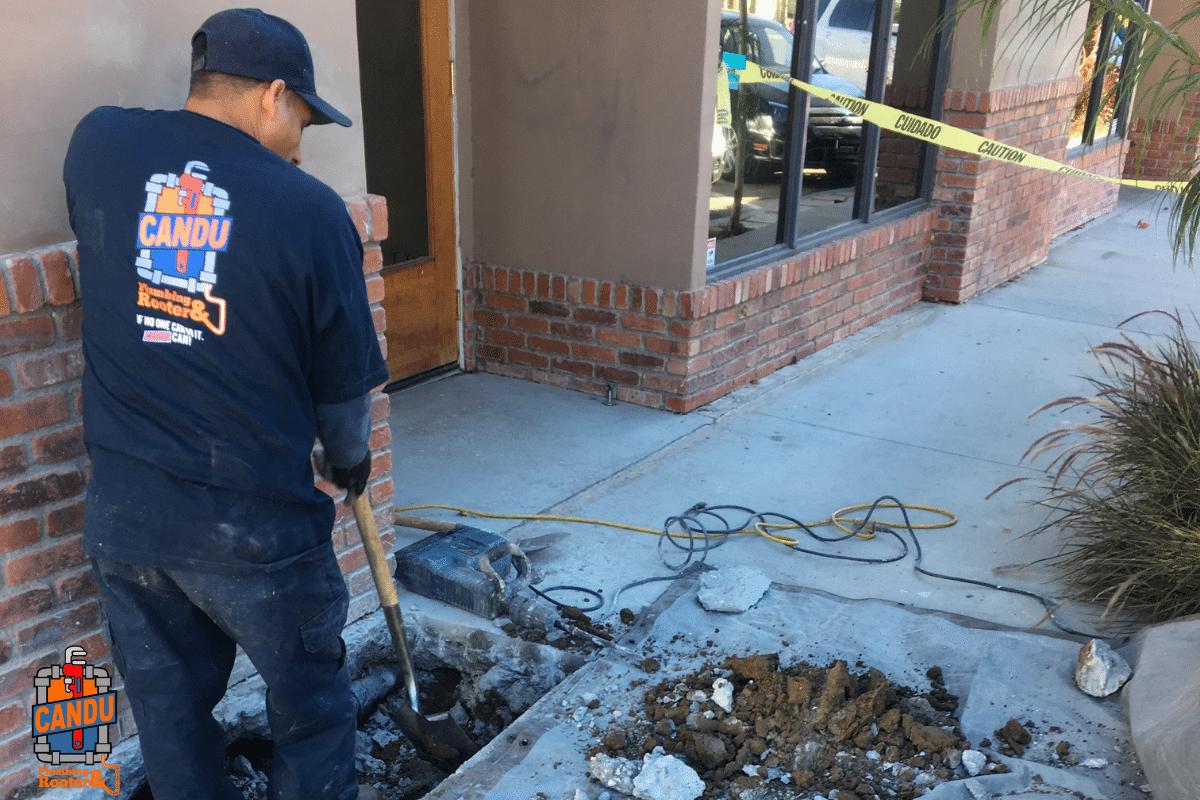 Gas Line Repair in Burbank