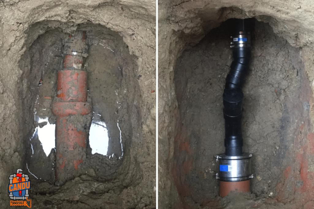 Sewesewer Repair in Granada Hills