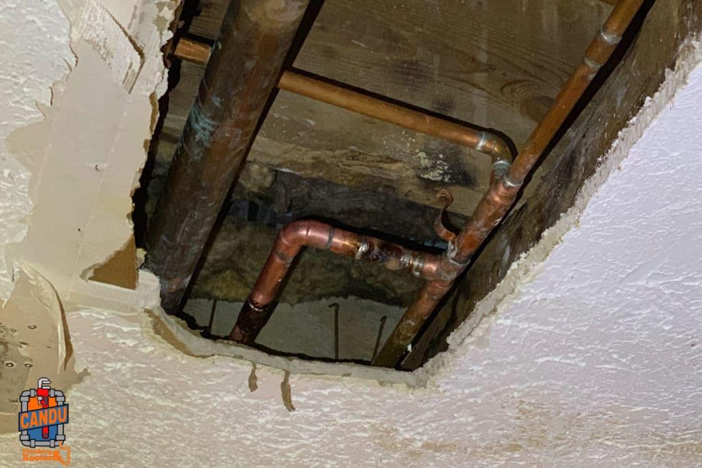 Gas Line Repair in San Fernando Valley