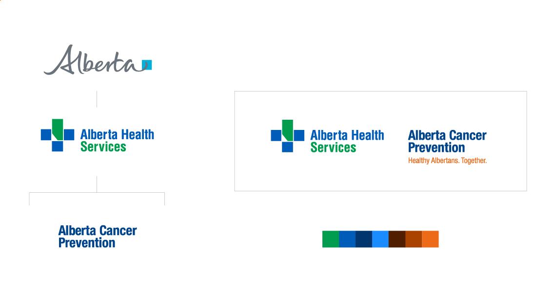 AHS ACPLF family of logos Family of Brands