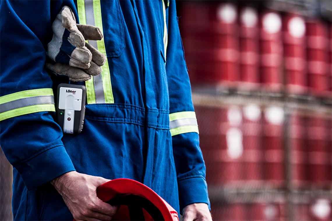 blackline safety worker