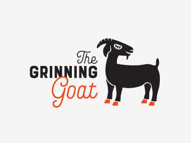 The Grinning Goat – Logo Design