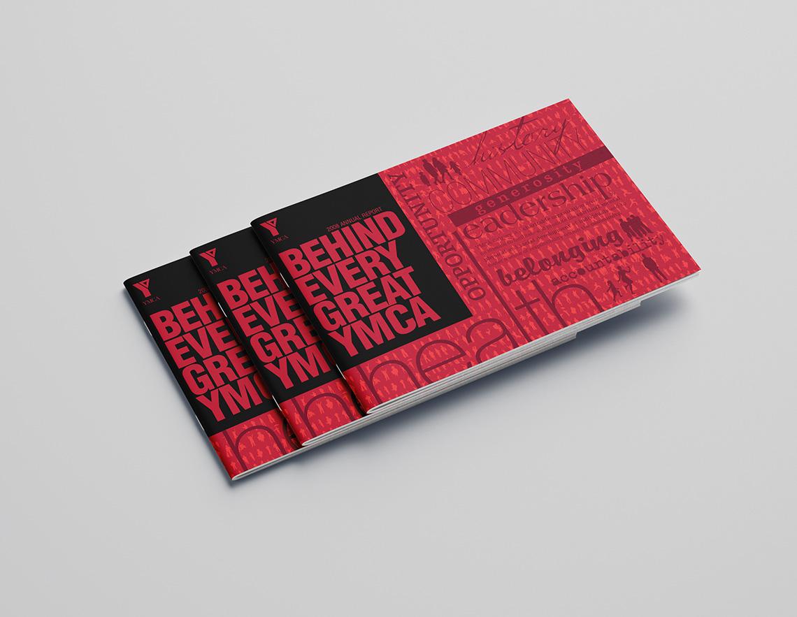 ymca calgary annual report cover