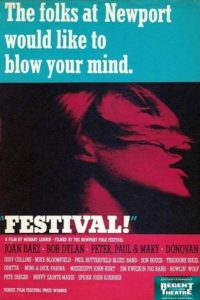 """FESTIVAL"" - Newport: 1963-1966 @ The Regent Theatre"