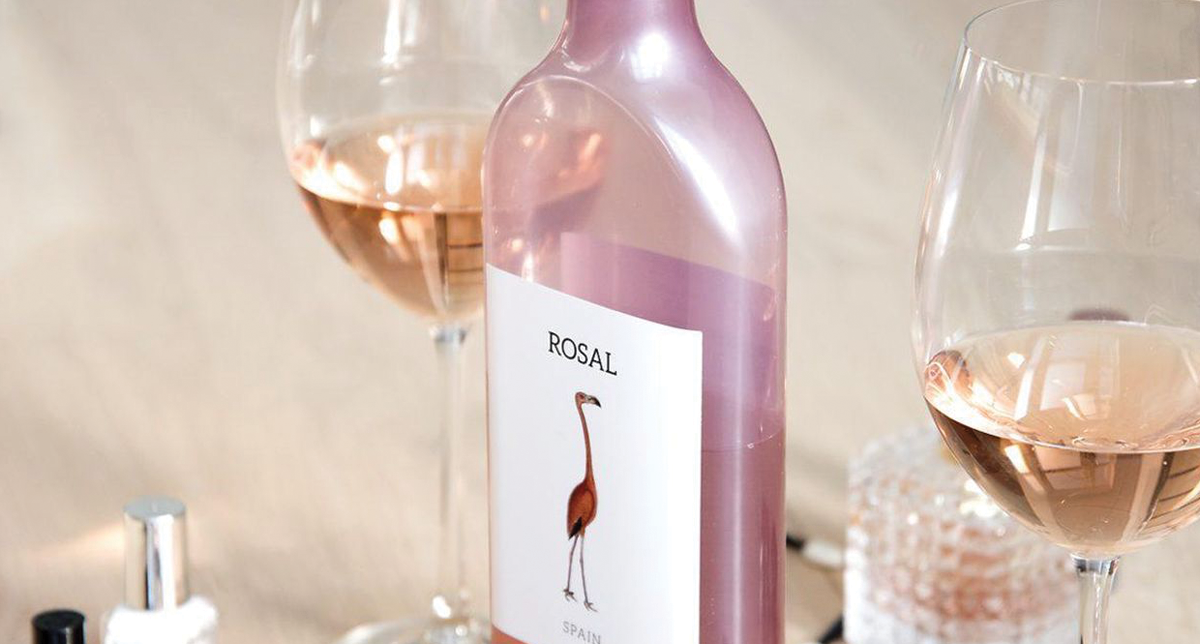 Flat Wine Bottles Win an Packaging Innovation Award