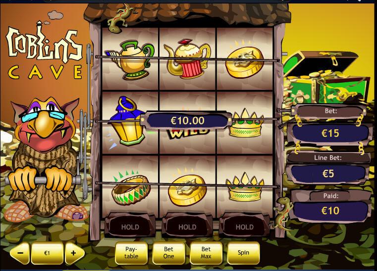 coblins cave - highest rtp slot games