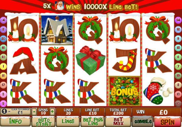 Free Slot Games Santa Surprise