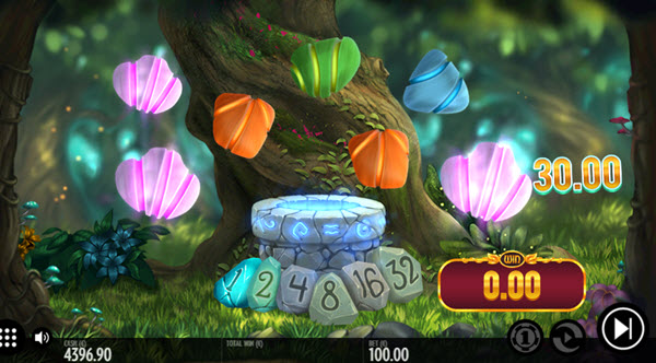 well of wonders video slot dosn't have reels
