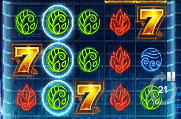 mystery symbol of Hong Kong Tower slot game