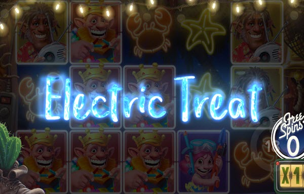 Sam's Electric Treat
