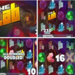 features of The Lab Slot -elk studios slots