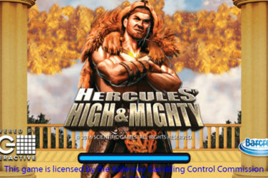 Hercules High & Mighty slot game