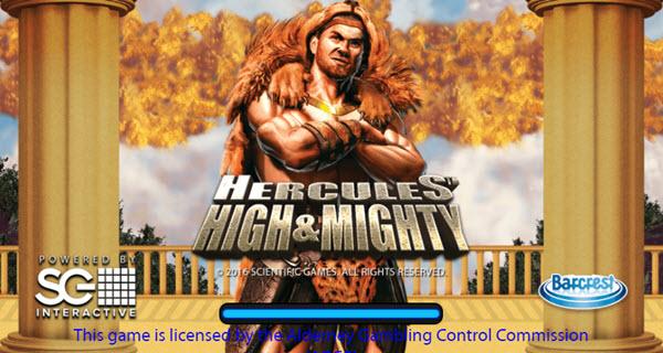 Hercules High & Mighty slot game
