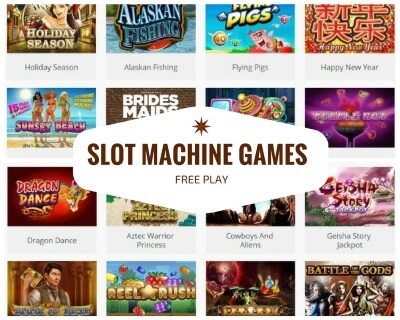 Online Slots With Bonus Rounds