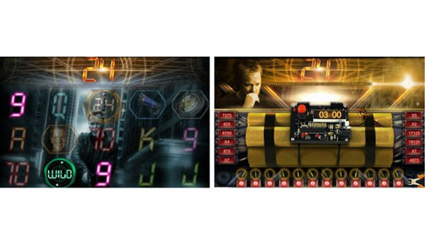 Play for Free the 24 video slot game