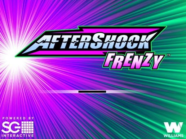 aftershook slot game by wms