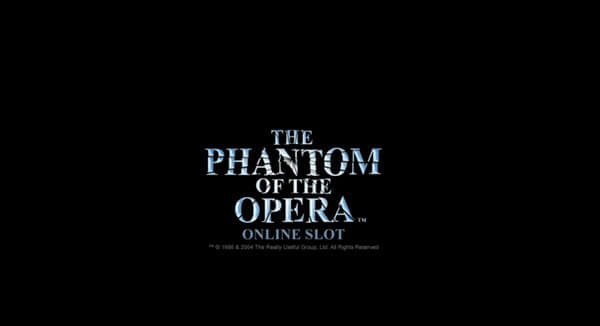 Phantom of the Opera slot game