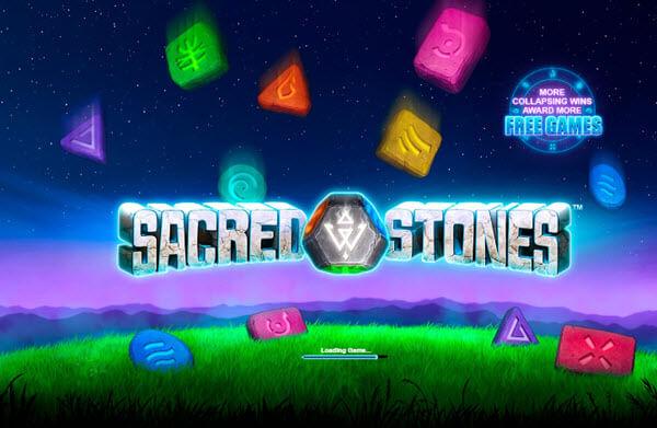 Sacred Stones slot game