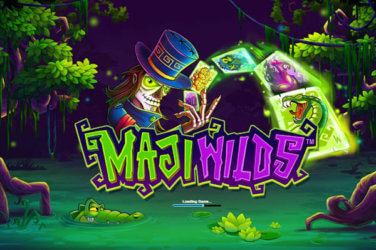 Maji Wilds slot game