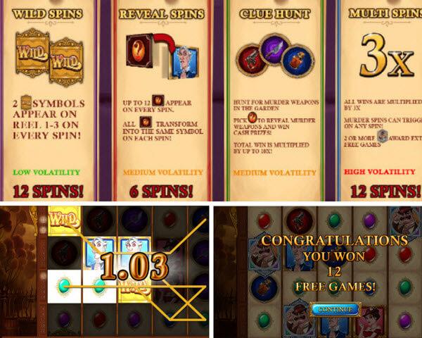 Feature Select Bonus round