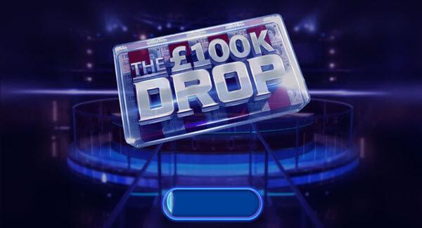 THE £100K DROP slot game - Red Dragon slots