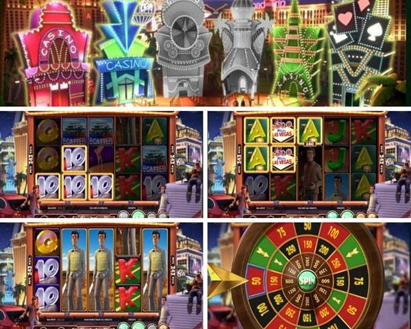 Weekend in vegas slot machine-Betsoft slots