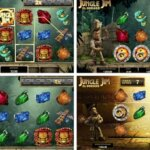 Bonus Rounds of Jungle Jim El Dorado slot game