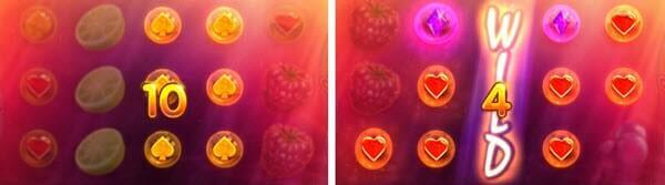 Features of Berryburst slot game