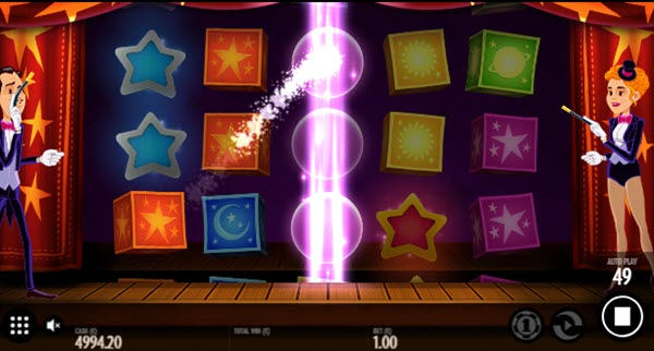 Magicious slot game by Thunderkick