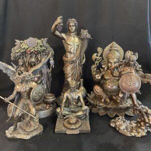 Pagan Statues